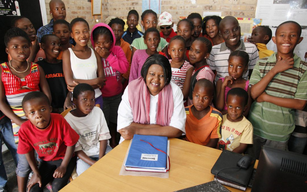 Ratang Bana Community Child Support Project